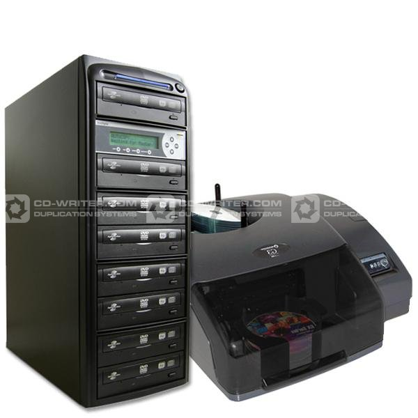 Duplicator and Printer Bundle